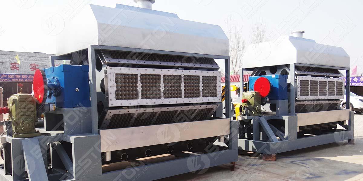 Paper Tray Making Machine